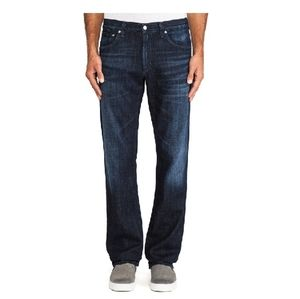 Men's C OF H Dark Wash SID Straight Leg Jeans